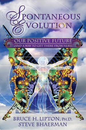 Link to an enlarged image of Spontaneous Evolution : Our Positive Future (and a Way to Get There from Here) (3rd)