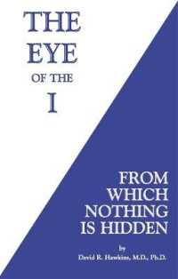Link to an enlarged image of The Eye of the I : From Which Nothing Is Hidden