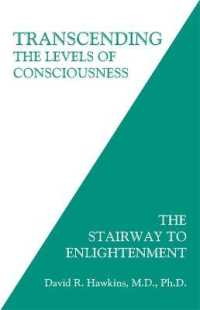 Link to an enlarged image of Transcending the Levels of Consciousness : The Stairway to Enlightenment (Reprint)