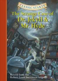 Link to an enlarged image of The Strange Case of Dr. Jekyll and Mr. Hyde (Classic Starts) (Abridged)