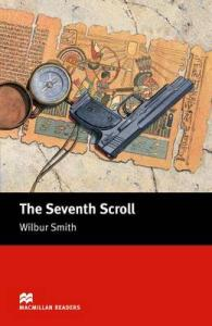 Link to an enlarged image of Macmillan Readers Level 5: the Seventh Scroll