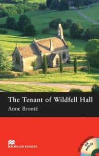 Link to an enlarged image of Macmillan Readers Level 4: the Tenant of Wildfell Hall with CD