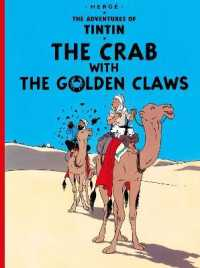 Link to an enlarged image of Crab with the Golden Claws (The Adventures of Tintin) -- Paperback / softback