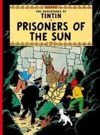 Link to an enlarged image of Prisoners of the Sun (The Adventures of Tintin) -- Hardback