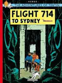 Link to an enlarged image of Flight 714 to Sydney (The Adventures of Tintin) -- Hardback