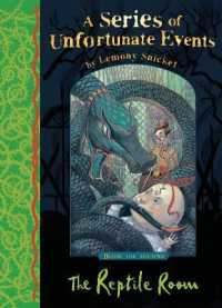 Link to an enlarged image of Reptile Room (A Series of Unfortunate Events) -- Paperback / softback