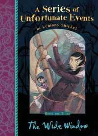 Link to an enlarged image of Wide Window (A Series of Unfortunate Events) -- Paperback / softback