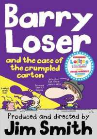 Link to an enlarged image of Barry Loser and the case of the crumpled carton (Barry Loser)