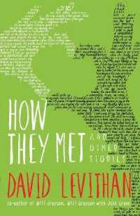 Link to an enlarged image of How They Met and Other Stories -- Paperback / softback