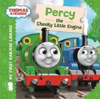 Link to an enlarged image of Thomas & Friends: My First Railway Library: Percy the Cheeky Little Engine (My First Railway Library)