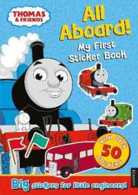 Link to an enlarged image of Thomas the Tank Engine All Aboard! My First Sticker Book -- Paperback / softback