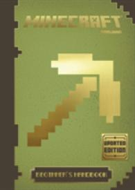 Link to an enlarged image of Minecraft: Beginner's Handbook - Updated Edition : An Official Minecraft Book from Mojang -- Hardback