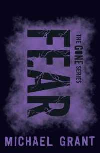 Link to an enlarged image of Fear (The Gone Series) -- Paperback / softback