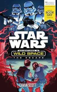 Link to an enlarged image of Star Wars Adventures in Wild Space The Escape A World Book Day Title