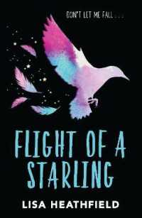 Link to an enlarged image of Flight of a Starling -- Paperback / softback