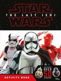 Link to an enlarged image of Star Wars the Last Jedi Activity Book with Stickers -- Paperback / softback