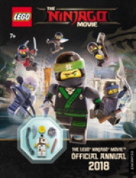 Link to an enlarged image of Lego (R) Ninjago Movie: Official Annual 2018 (Egmont Annuals 2018) -- Hardback