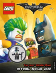 Link to an enlarged image of Lego (R) Batman Movie: Official Annual 2018 (Egmont Annuals 2018) -- Hardback