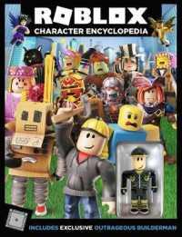 Link to an enlarged image of Roblox Character Encyclopedia -- Hardback (English Language Edition)