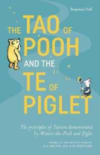 Link to an enlarged image of Tao of Pooh & the Te of Piglet -- Paperback / softback