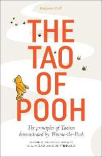 Link to an enlarged image of Tao of Pooh -- Paperback / softback