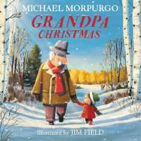Link to an enlarged image of Grandpa Christmas -- Paperback / softback