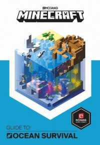 Link to an enlarged image of Minecraft Guide to Ocean Survival -- Hardback