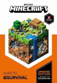 Link to an enlarged image of Minecraft Guide to Survival -- Hardback