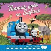 Link to an enlarged image of Thomas & Friends: Thomas Goes on Safari -- Paperback / softback