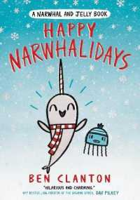 Link to an enlarged image of Happy Narwhalidays ( A Narwhal and Jelly book 5 ) -- Paperback / softback