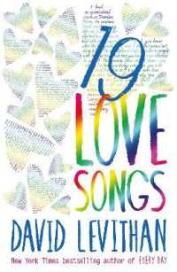 Link to an enlarged image of 19 Love Songs -- Paperback / softback