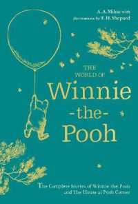 Link to an enlarged image of Winnie-the-pooh: the World of Winnie-the-pooh -- Hardback