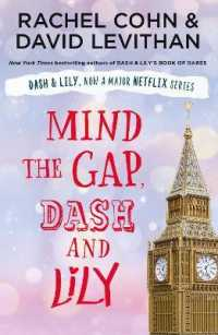 Link to an enlarged image of Mind the Gap, Dash and Lily (Dash & Lily) -- Paperback / softback