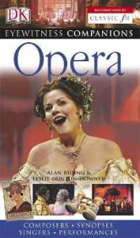 Link to an enlarged image of Opera (Dk Eyewitness Companion Guide) -- Hardback