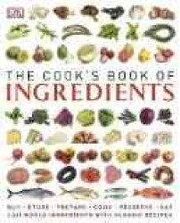Link to an enlarged image of Cook's Book of Ingredients -- Hardback