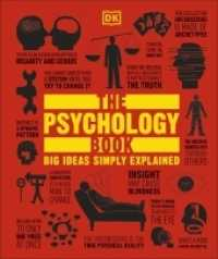 image of Psychology Book : Big Ideas Simply Explained (Big Ideas) -- Hardback