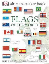 Link to an enlarged image of Flags of the World Ultimate Sticker Book -- Paperback / softback