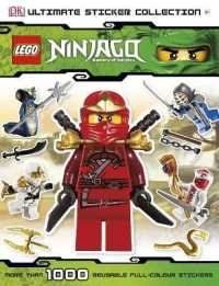 Link to an enlarged image of Lego (R) Ninjago Ultimate Sticker Collection (Ultimate Stickers) -- Paperback / softback