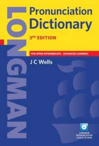 Link to an enlarged image of Longman Pronunciation Dictionary: Paper with Cd-rom (3rd Revised ED)
