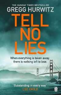 Link to an enlarged image of Tell No Lies -- Paperback / softback