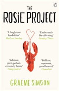 Link to an enlarged image of Rosie Project -- Paperback