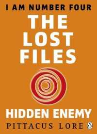Link to an enlarged image of I Am Number Four: the Lost Files: Hidden Enemy (I Am Number Four: the Lost Files) -- Paperback / softback