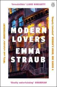 Link to an enlarged image of Modern Lovers -- Paperback / softback