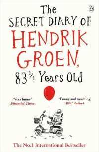 image of Secret Diary of Hendrik Groen, 831/4 Years Old -- Paperback / softback