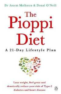 image of Pioppi Diet : A 21-day Lifestyle Plan for 2020 as followed by Tom Watson, author of Downsizing -- Paperback / softback