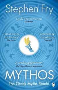 Link to an enlarged image of Mythos : The Greek Myths Retold (Stephen Fry's Greek Myths) -- Paperback / softback