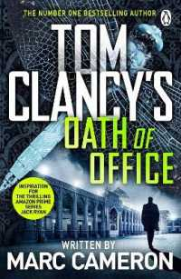 Link to an enlarged image of Tom Clancy's Oath of Office (Jack Ryan) -- Paperback / softback