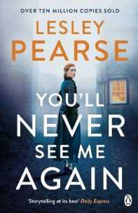 Link to an enlarged image of You'll Never See Me Again -- Paperback / softback