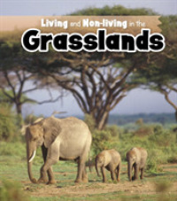 Link to an enlarged image of Living and Non-living in the Grasslands (Is It Living or Non-Living?)