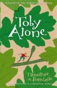 Link to an enlarged image of Toby Alone -- Paperback / softback